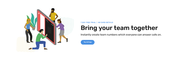 CircleLoop Bringing your team together